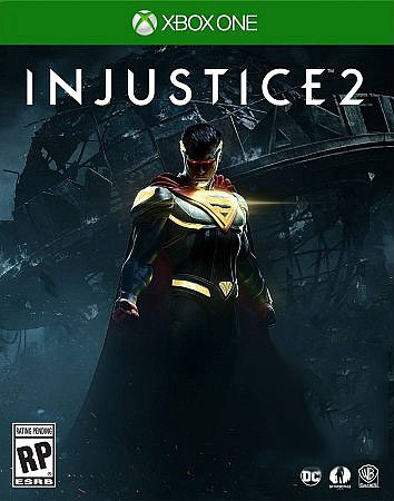 XBOX ONE - Injustice 2
