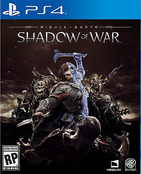 PlayStation4 - Middle-earth: Shadow of War