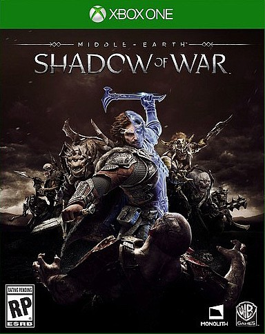 XBOX ONE - Middle-earth: Shadow of War