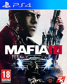 PlayStation 4 - Mafia 3