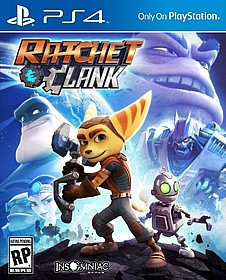 PlayStation 4 - Ratchet and Clank