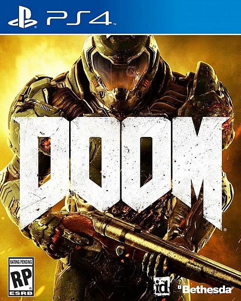 PlayStation 4 - Doom