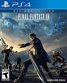 PlayStation 4 - Final Fantasy XV