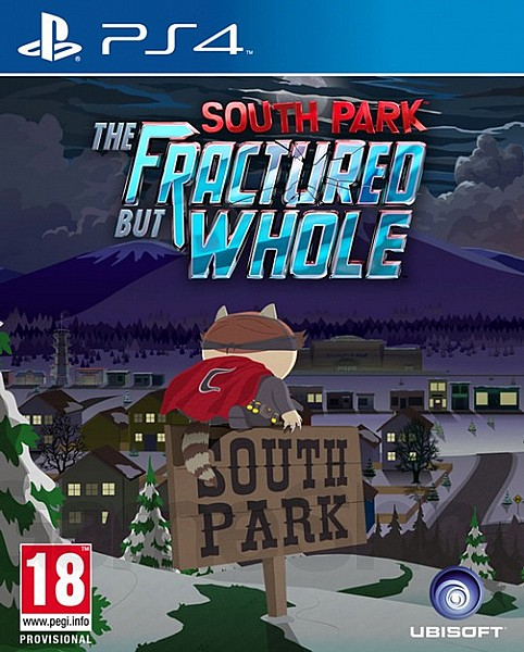 PS4 - South Park: The Fractured But Whole