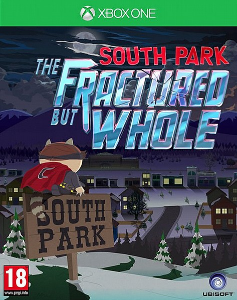 XBOX ONE - South Park: The Fractured But Whole