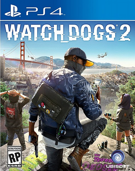 PlayStation 4 - Watch Dogs 2