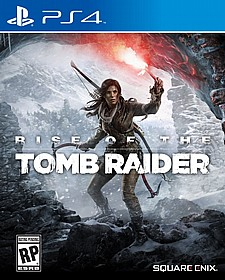 Playstation 4 - Rise of the Tomb Raider 20 Years Edition