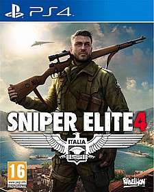 PlayStation4 - Sniper Elite 4